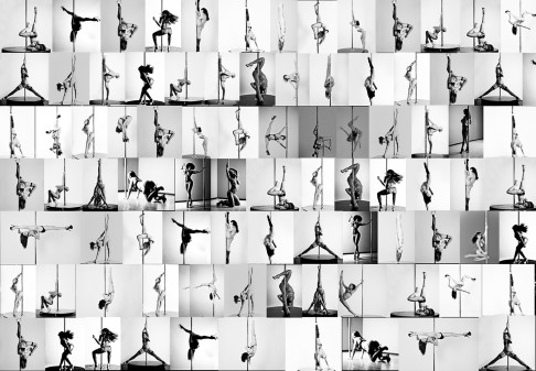 the beauty of pole dancing