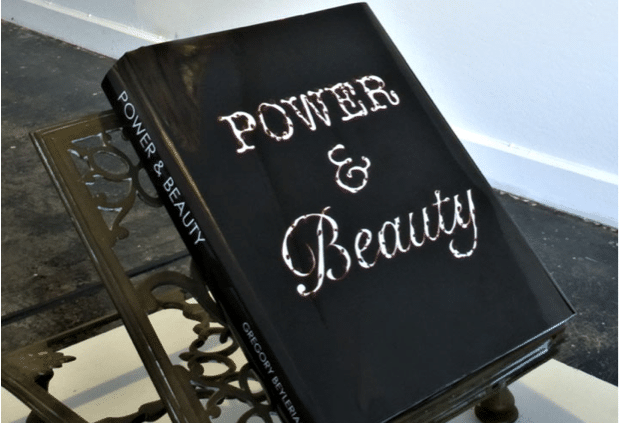 power and beauty coffee table art book