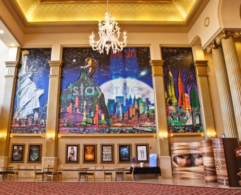 mural art of New York City