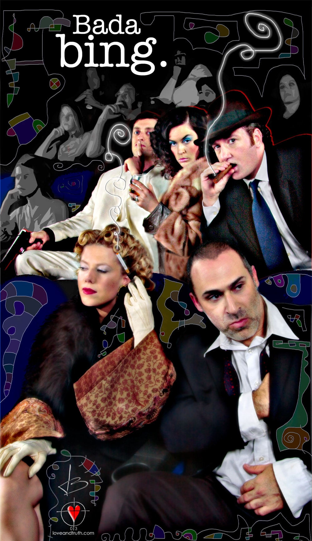 drama-mural