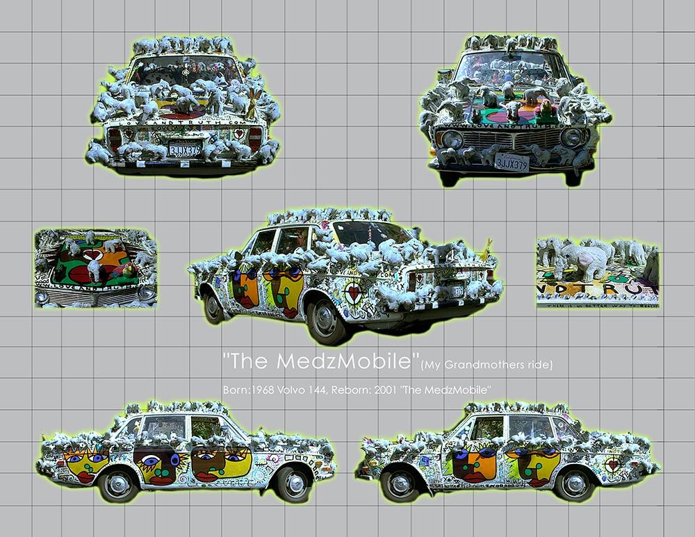 The-Medz-Mobile-art-car-2