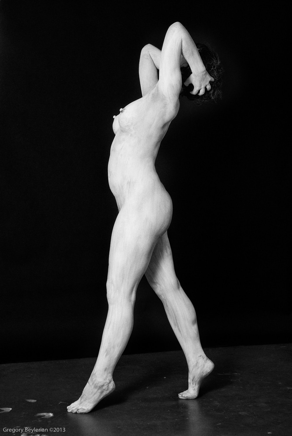 form study nude photo
