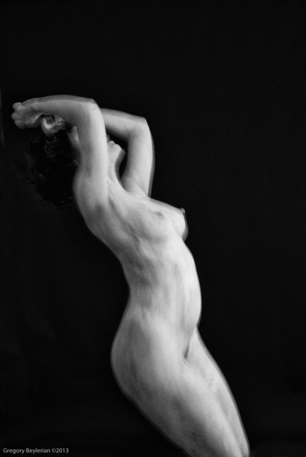form study nude photo