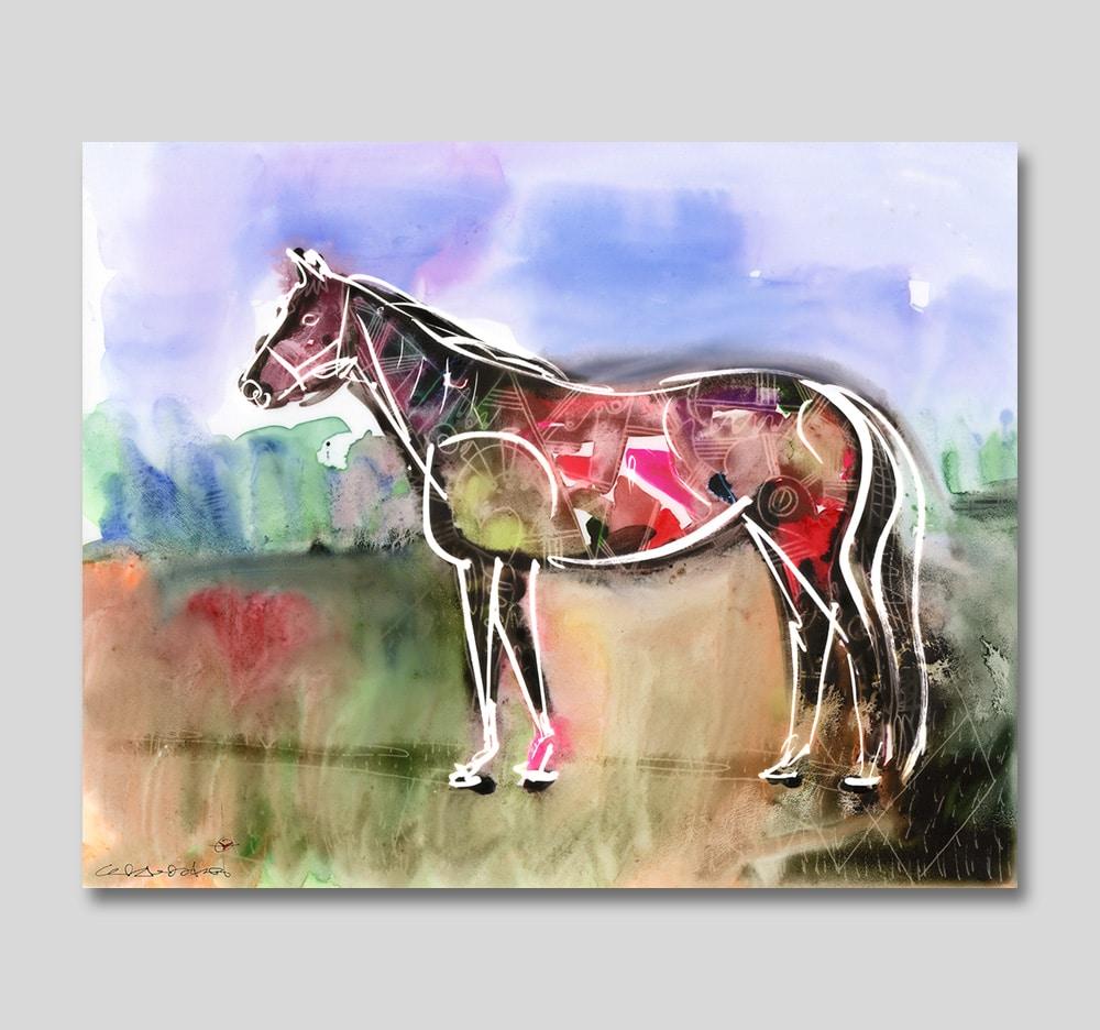 horse-portrait