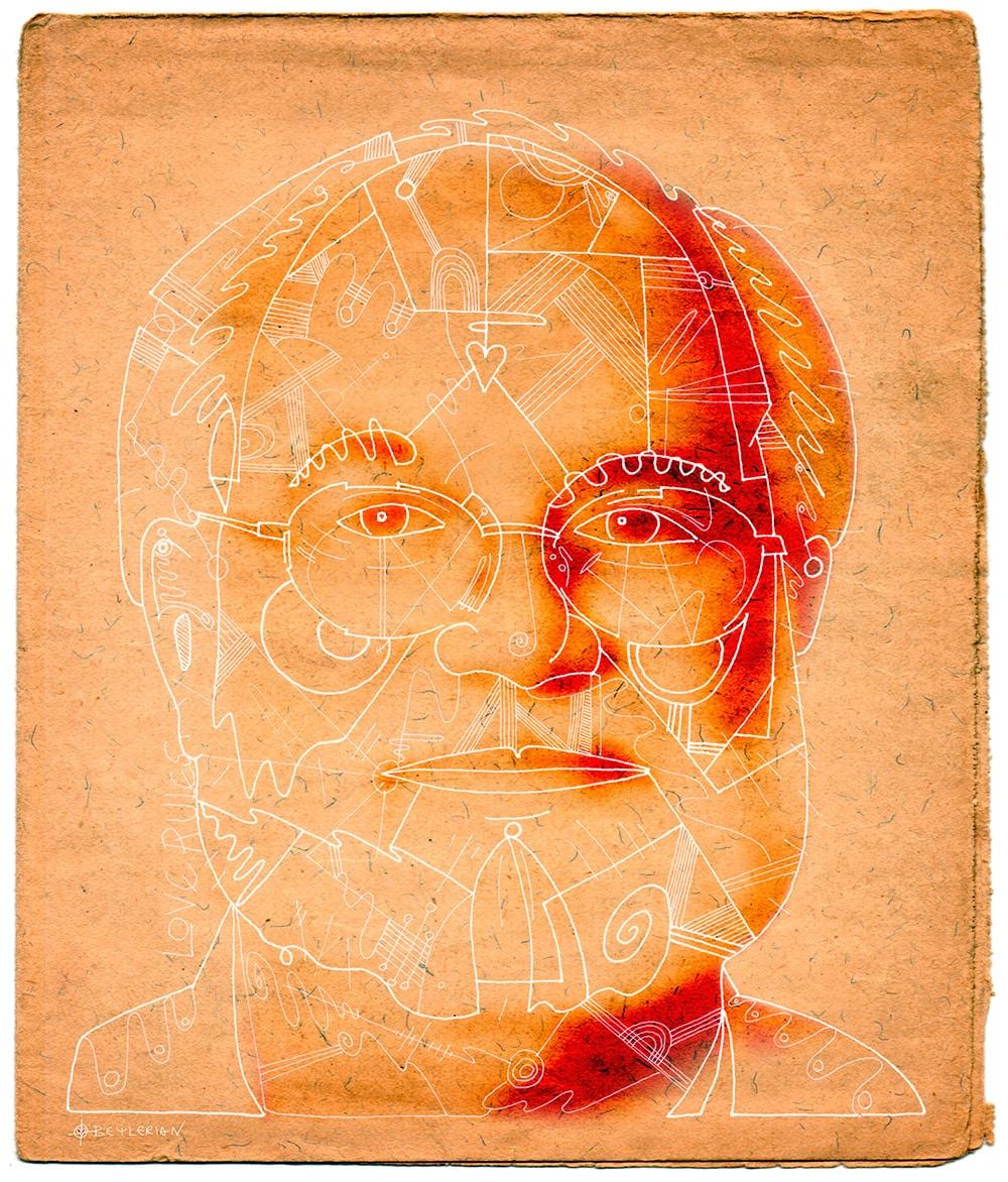 Father Greg Boyle portrait