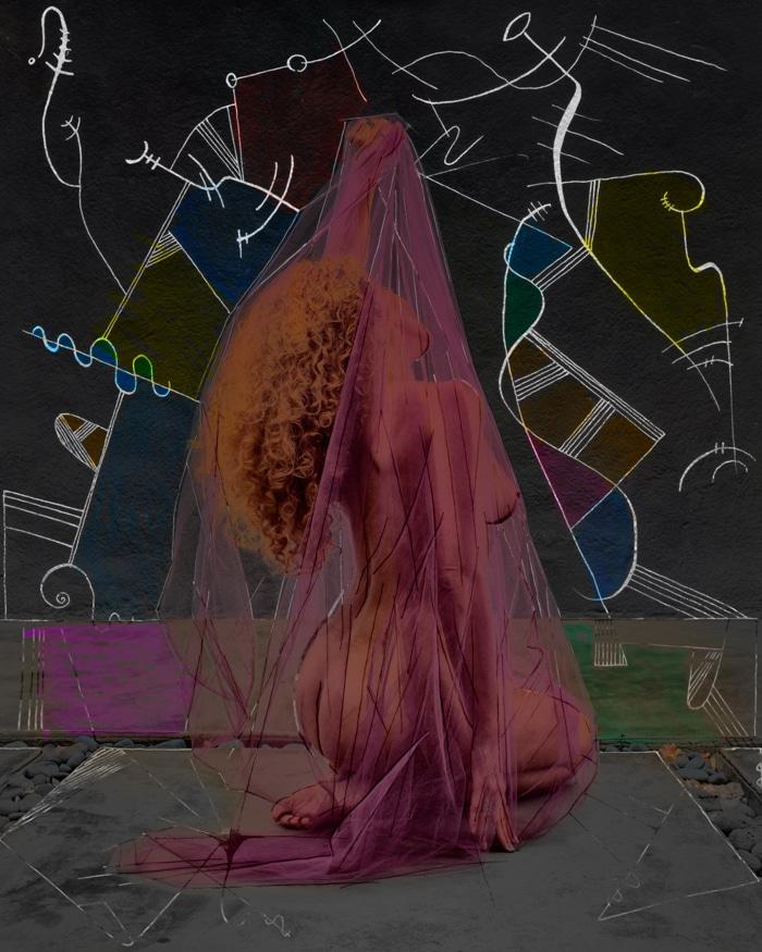 contemporary art nude