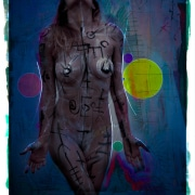 contemporary art depicting the nude by Gregory Beylerian