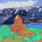 akdamar at Lake Van