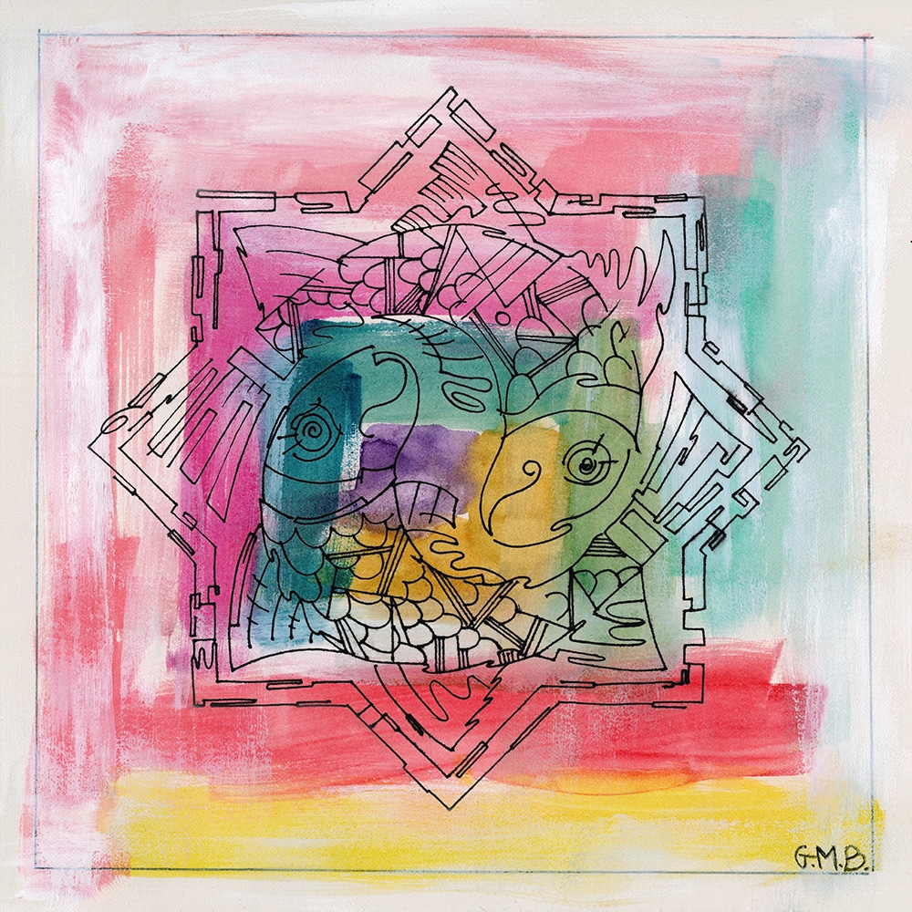 Flow of The Divine artwork