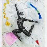 contemporary nude artwork