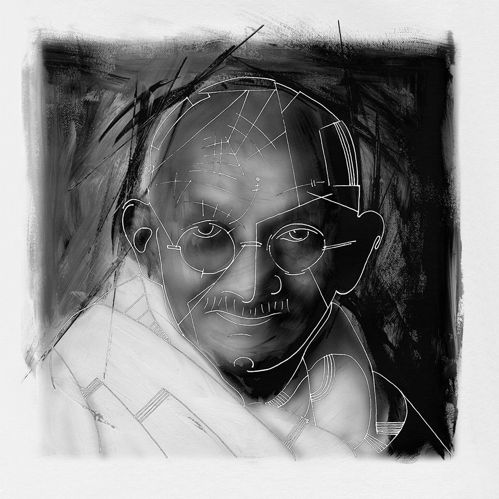 gandhi_by_gregory_beylerian