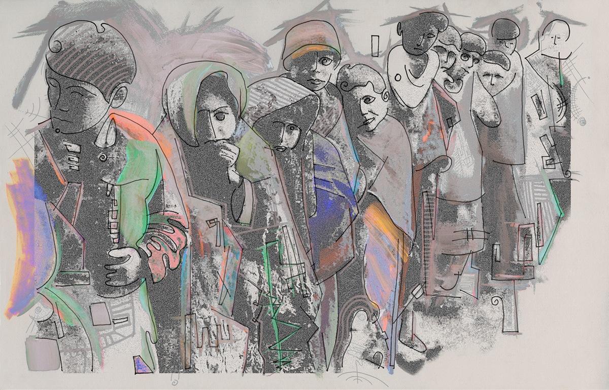 children of genocide Armenia Gregory Beylerian
