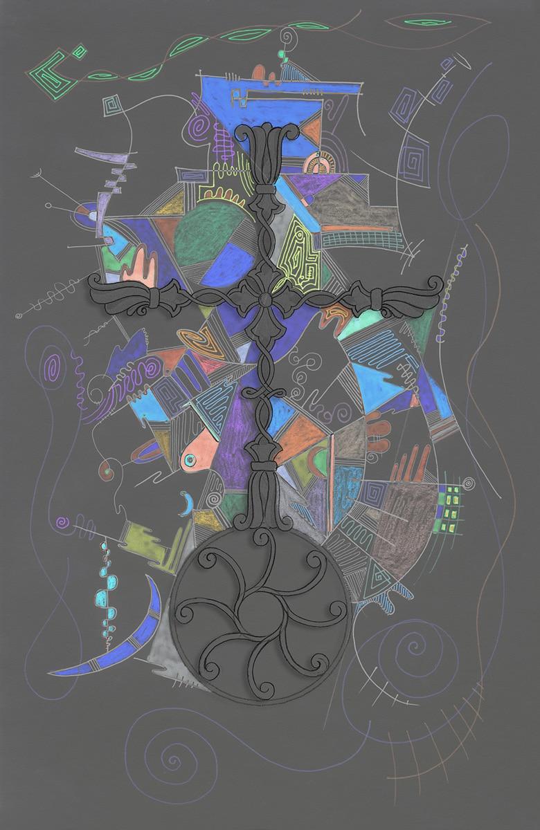 eternal cross art of armenia gregory beylerian