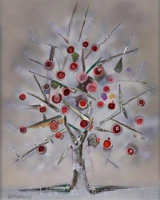 Pomegranate Tree Armenia Gregory Beylerian