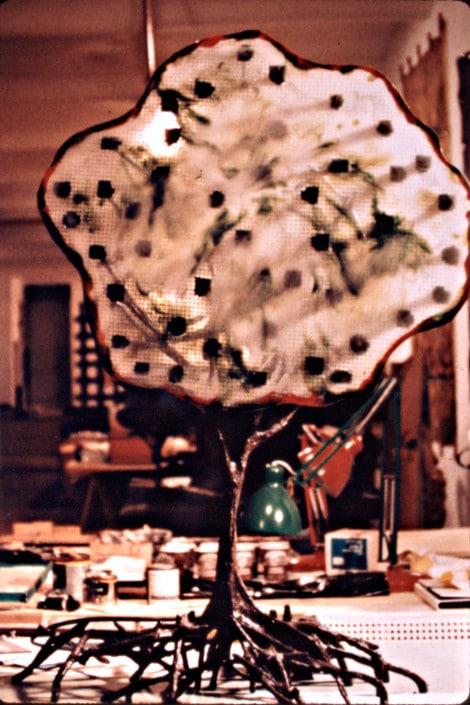 tree lamp gaetano pesce