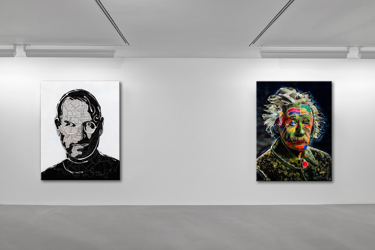Einstein and Steve Jobs