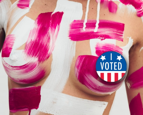 i voted fine art nude