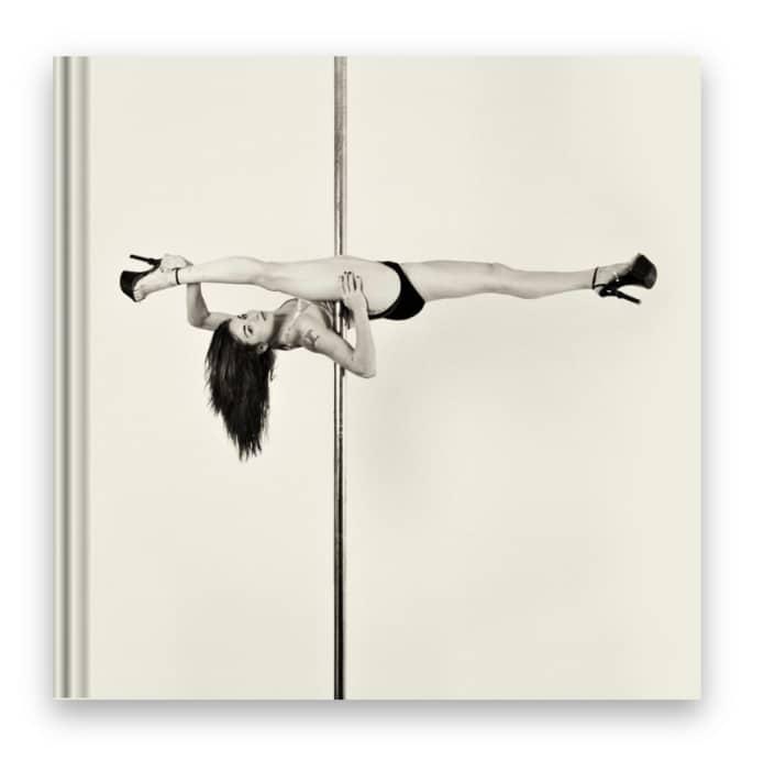 pole dance coffee table book