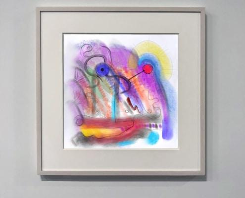 reflection artwork by gregory beylerian