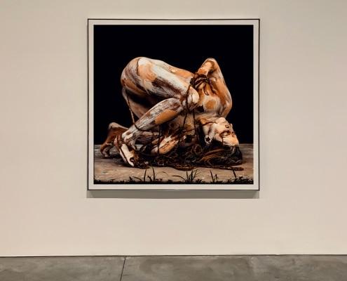 contemporary figurative art commission