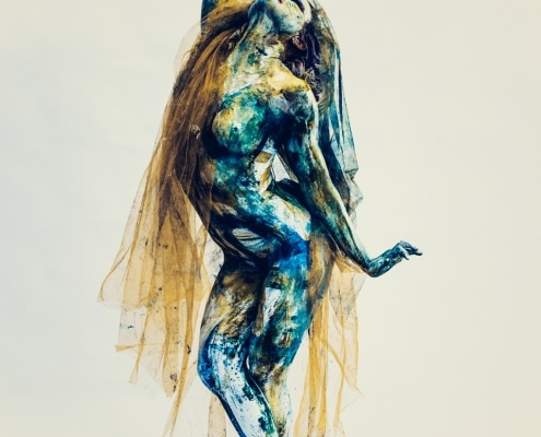 contemporary figurative art photo