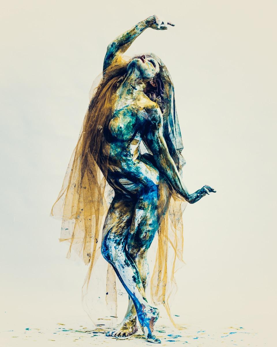 contemporary figurative art photo