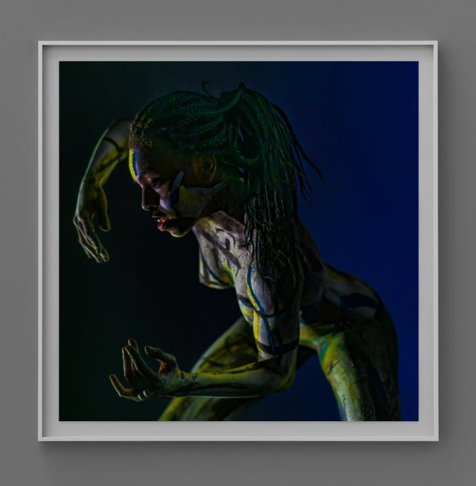figurative photographic art print