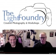 the light foundry interview of Gregory Beylerian by Larry Pollock