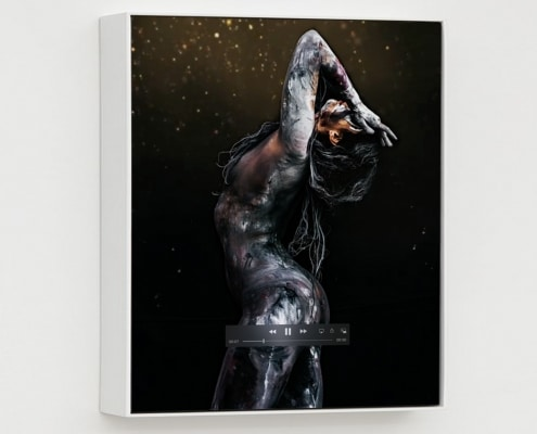 contemporary video art