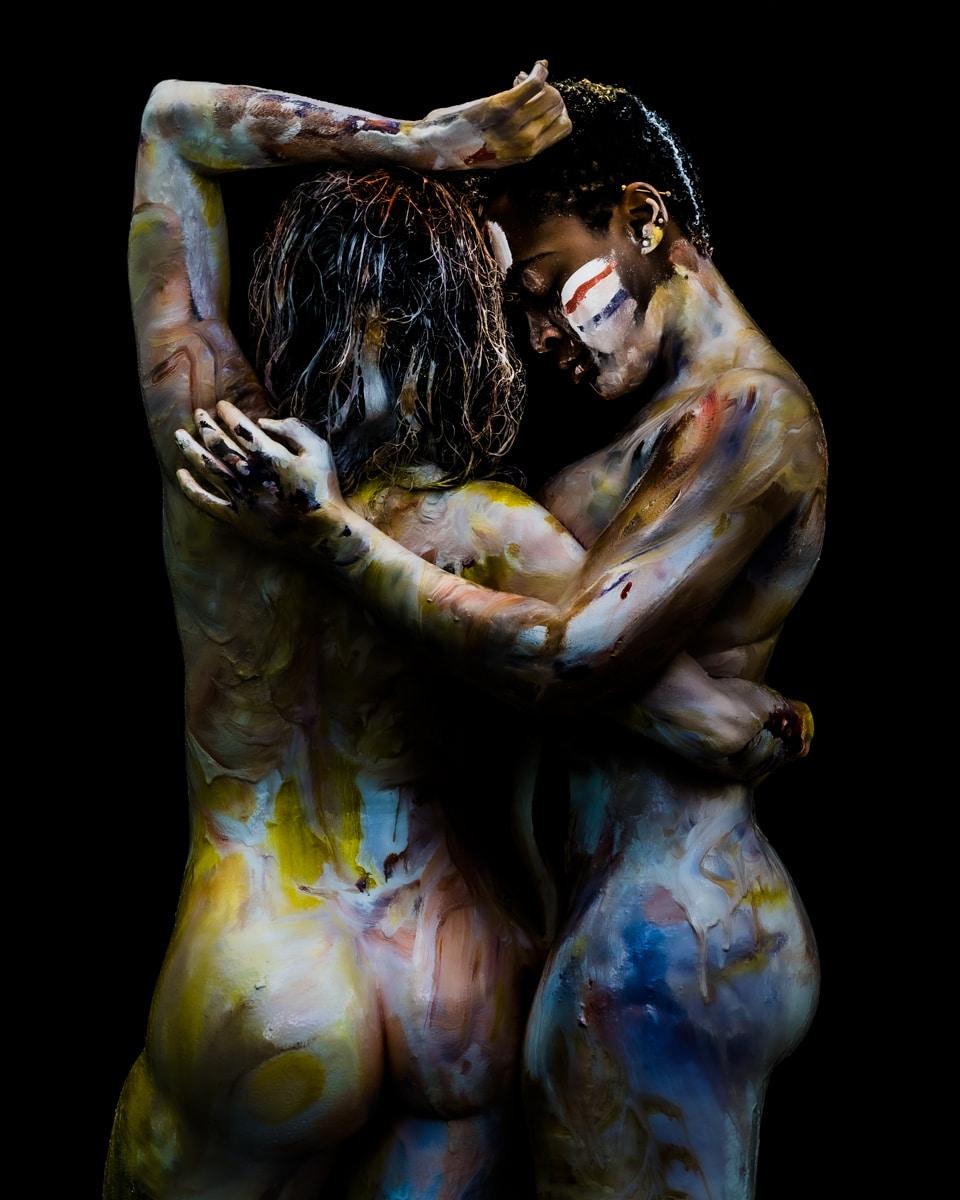 figurative contemporary fine art photograph