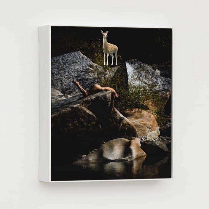 contemporary figurative video art