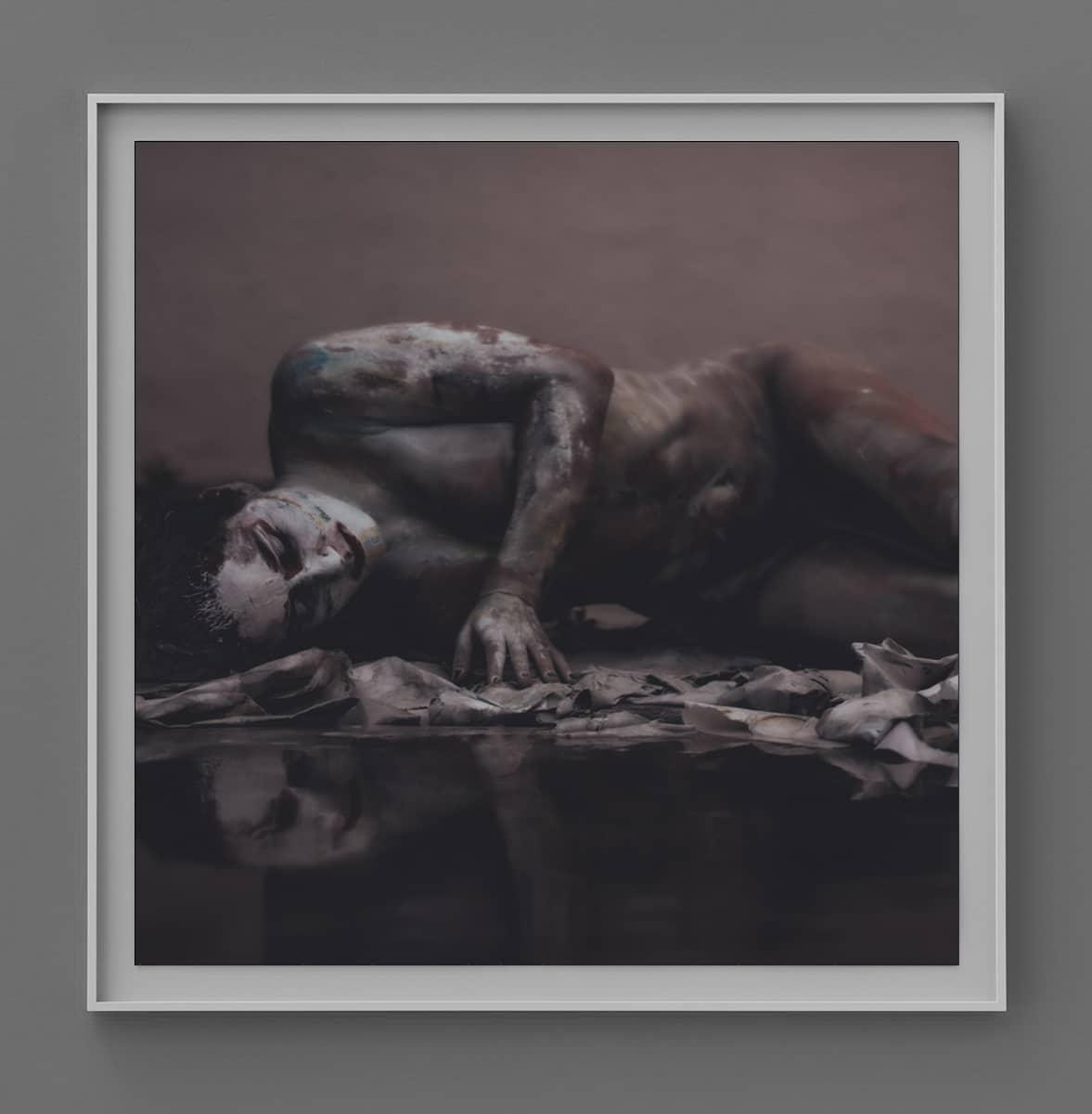contemporary fine art figurative photograph