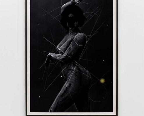 new media contemporary figurative art