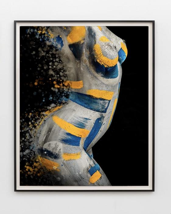 new media figurative art